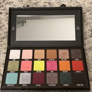 Shane Dawson x Jeffree Star Palette Bundle